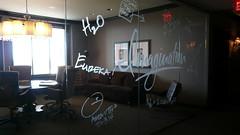 """Redonkulus """"inspiration room"""", Hotel Zaza, Houston, TX, USA.JPG"""