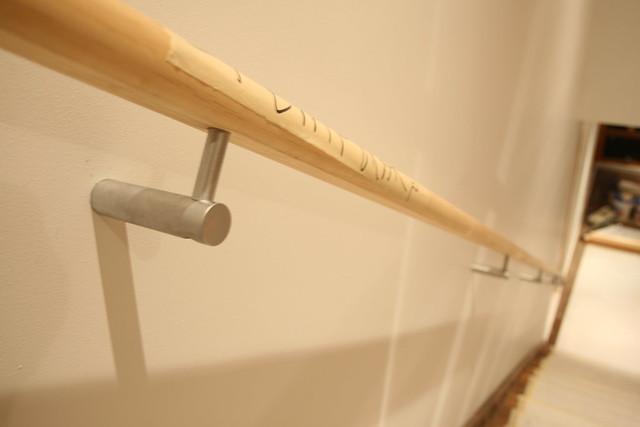 60 Portable Handrail : Halliday and baillie design stair rail brackets with