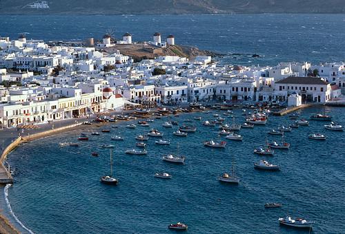 Harbour - Mykonos
