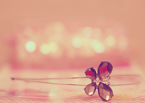 I turned my eyes away from you, but when I looked back your smile was still there, resting on butterflies wings~