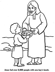 free coloring pages miracles of jesus | Catholic Faith Education: New Testament Coloring pages