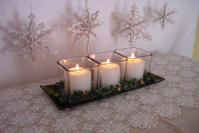 Wintry Table
