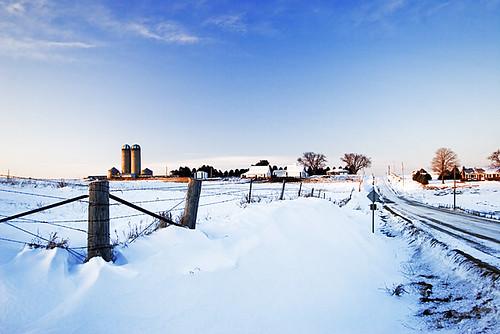 snow landscape 2008pad