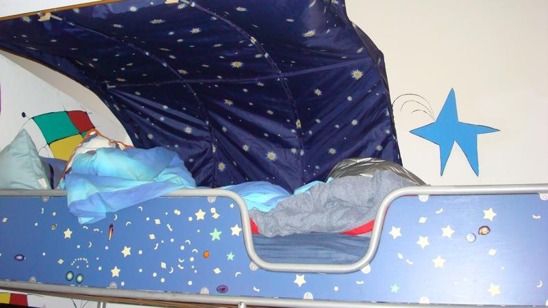 Loft Bed Boys Room Ideas