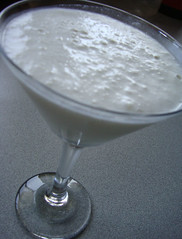 coconut mocktail