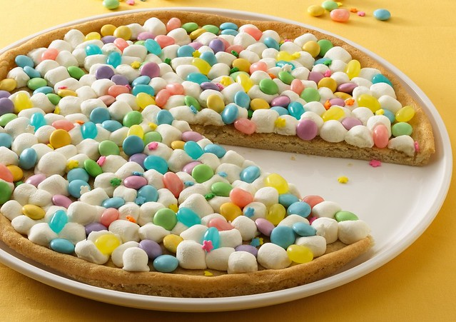 Spring Cookie Pizza Recipe | Flickr - Photo Sharing!