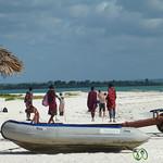 Masai at Kendwa Beach - Zanzibar, Tanzania