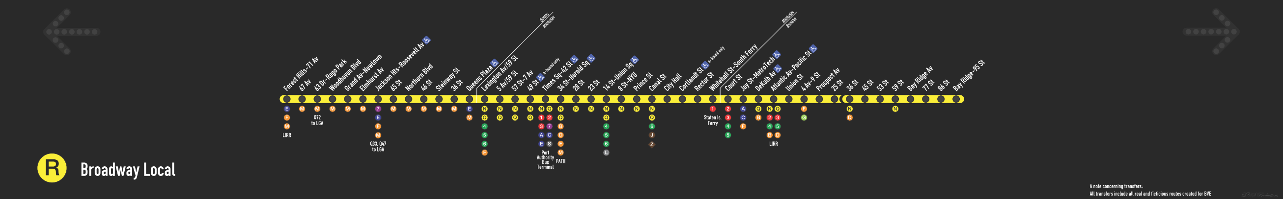 S Train Nyc Map.R142 143 Strip Maps Version 3 0 Artwork And Graphic Design Nyc