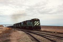 Rails Across the Plains
