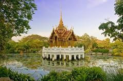 King's Garden Temple 2