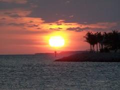 Sunset Key Sunset