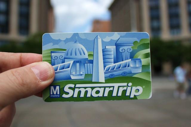 Metro SmarTrip Card