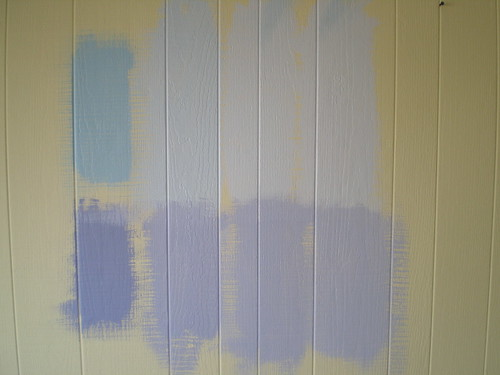 Light Gray Color Swatches