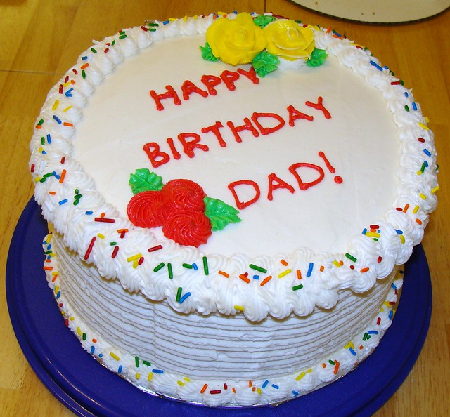 My Dad S 60 Th Birthday Cake Flickr Photo Sharing