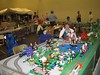 LEGO Town at Maker Faire 2006 by Great White Snark