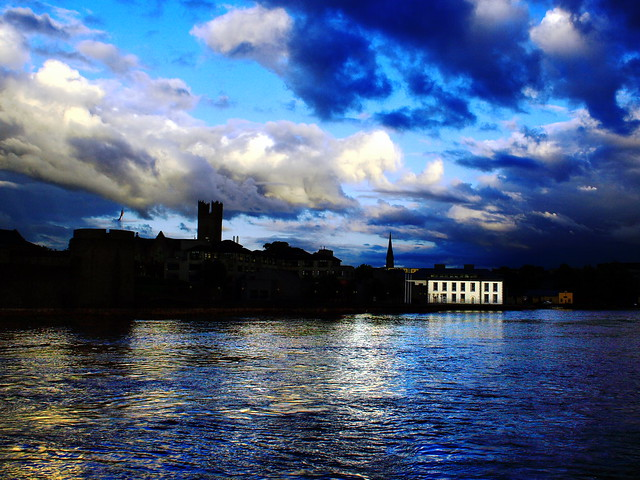 Shannon River, Limerick 1