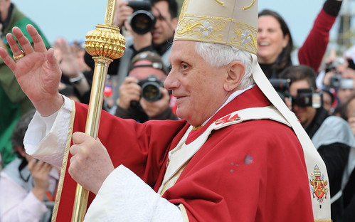 Benedict XVI (Photo: catholicism, flickr)