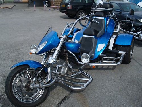 Boom Chopper Trike Bikes