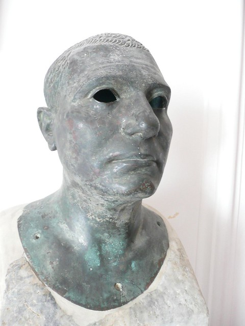 Sorex Portrait Of A Prisoner