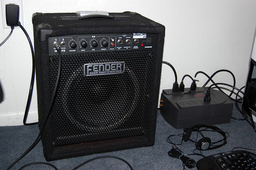 Fender Rumble 25 amp