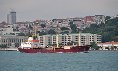 """Alisa"", Bosphorus, Istanbul,Turkey, 20 September 2008"