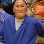 Miao Woman - Chong'an, China