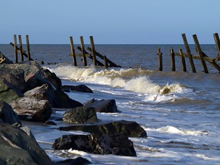 Happisburgh Sea Defences