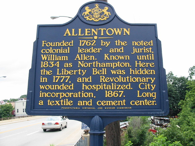 Header of Allentown