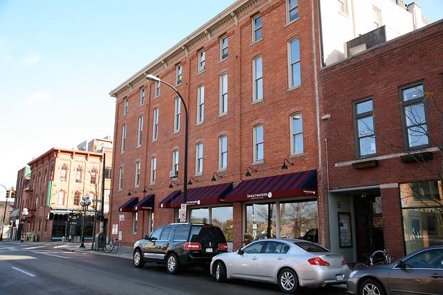 Downtown Ann Arbor Mi Ashley Flickr Photo Sharing
