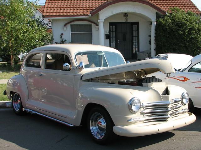 1947 plymouth 2 door sedan custom 39 5hup 691 39 1 flickr for 1947 plymouth 4 door