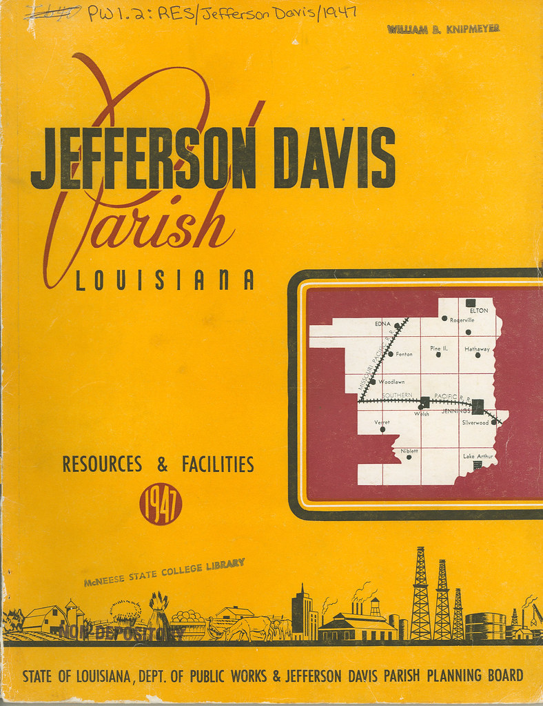 Jefferson Davis Parish Resources & Facilities