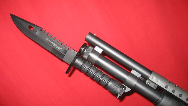 Bayonet Shotgun Flickr Photo Sharing