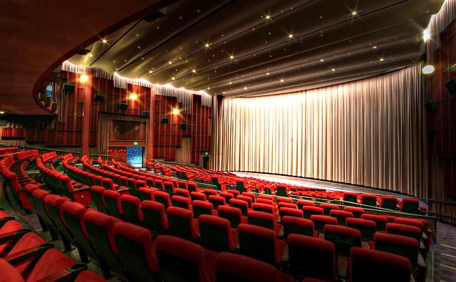 Seattle Cinerama A Gallery On Flickr