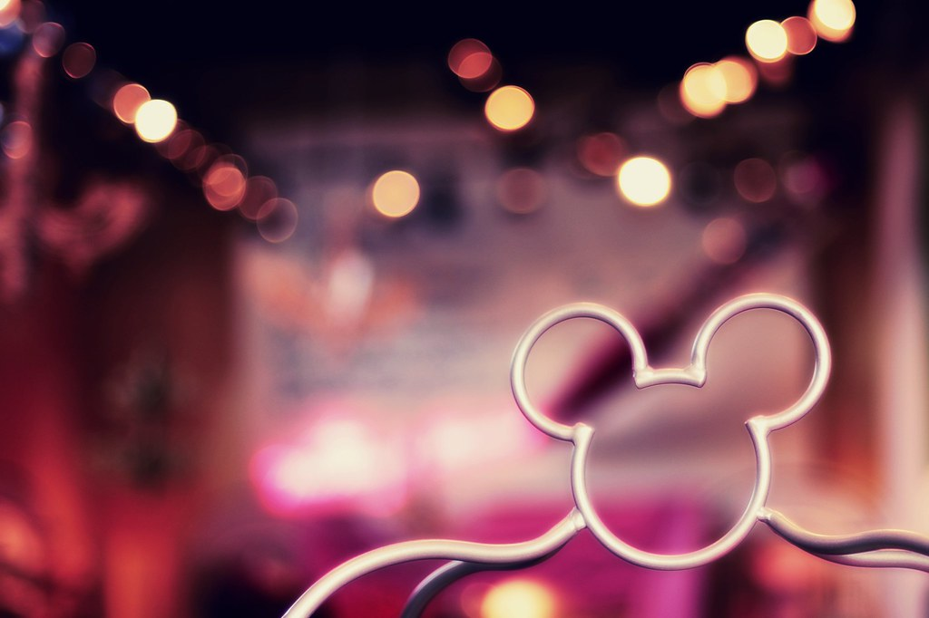 Mickey Mouse-keh