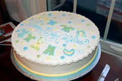 fondant(0.0), party(0.0), icing(0.0), pasteles(0.0), cake(1.0), buttercream(1.0), baked goods(1.0), baby shower(1.0), sugar paste(1.0), food(1.0), cake decorating(1.0), birthday cake(1.0), torte(1.0),