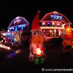 An Eeyore Christmas - Scranton, Pennsylvania