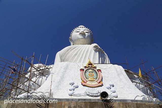 phuket big buddha front