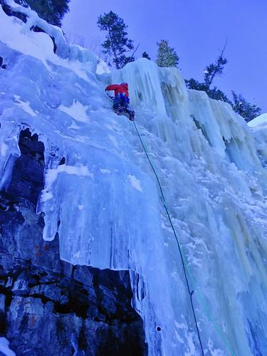Slava Slicing Ice Up High