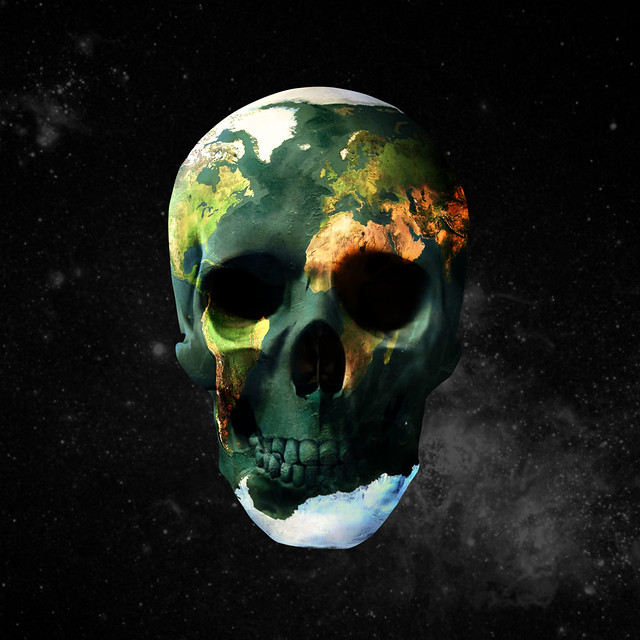 Earth Is Dying