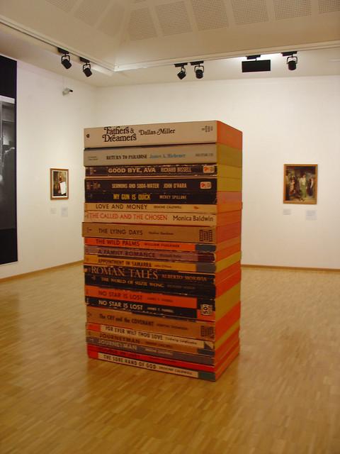 Giant paperbacks