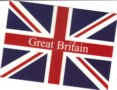 GB-41670 Great Britain Flag