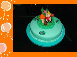 torta duende dormilon