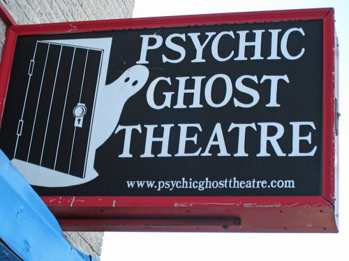 psychics ghosts