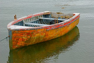 old wooden boat | by wplynn