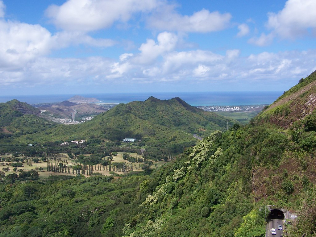 Nuuanu Pali/Old Pali Road