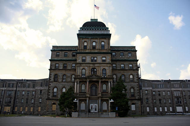 Greystone Park Psychiatric Hospital One Of The More