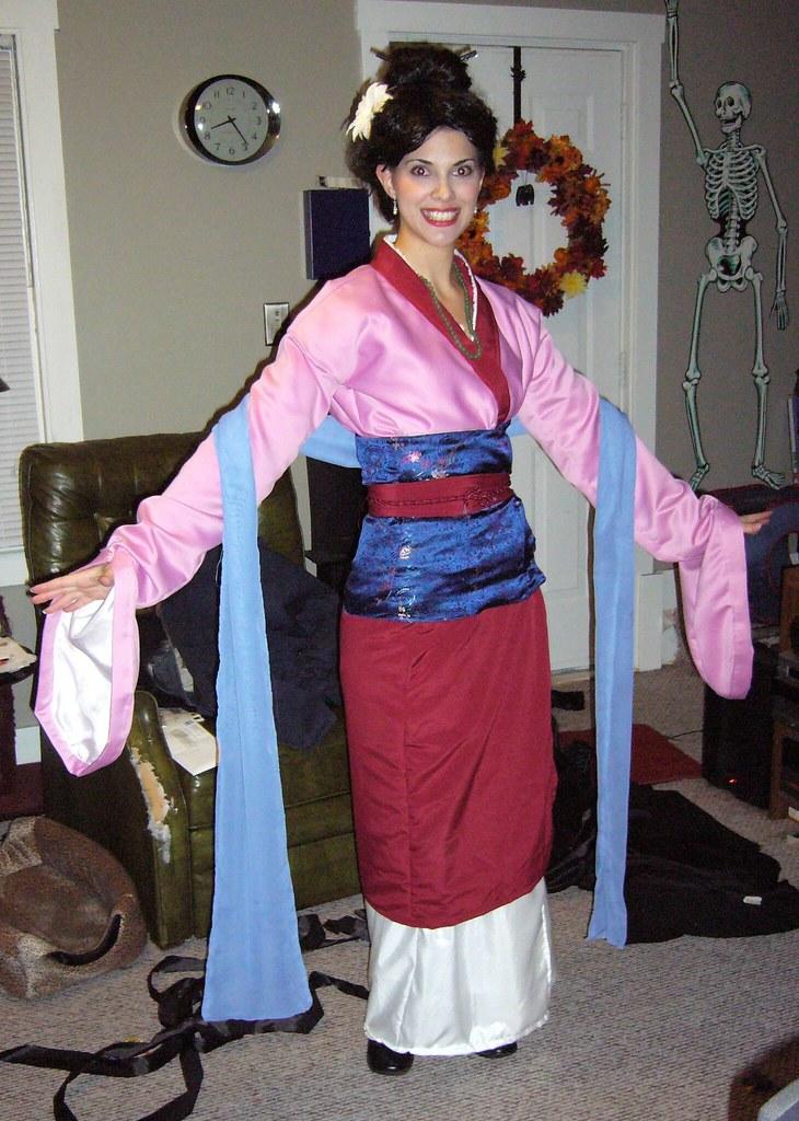 My Mulan Costume  sc 1 st  Picssr & fatcatcraftsu0027s most interesting Flickr photos | Picssr