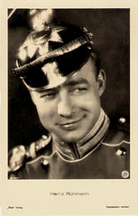 Heinz Rühmann in Der Stolz der 3. Kompanie (1932)