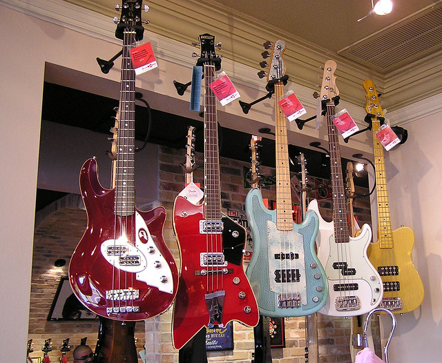 Photo:Redbone Guitar Boutique: Take Your Pick By Howdy, I'm H. Michael Karshis
