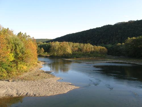 water river elmira chemung